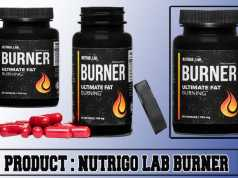 Nutrigo Lab Burner Review