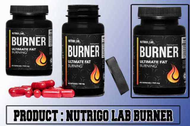 Nutrigo Lab Burner Review