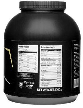 Nutrigo Lab Mass Supplement Facts