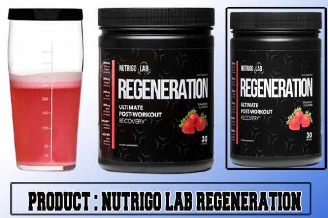 Nutrigo Lab Regeneration Review