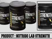 Nutrigo Lab Strength Review