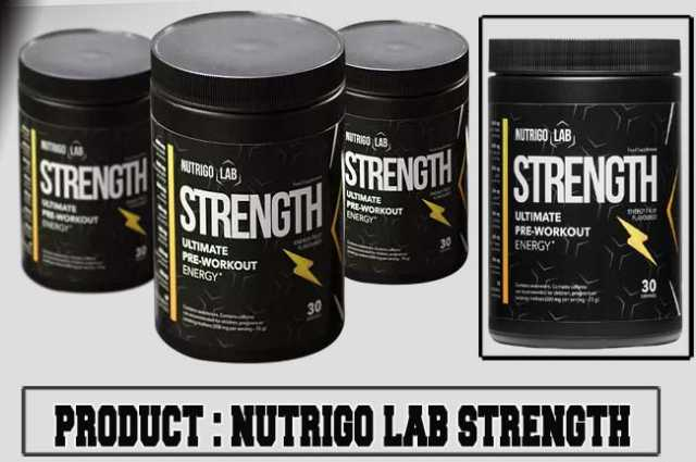 Nutrigo Lab Strength Review