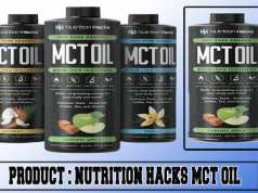 Nutrition Hacks MCT Oil Review