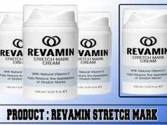Revamin Stretch Mark Review