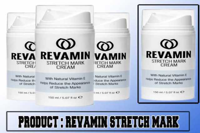 Revamin Stretch Mark Review