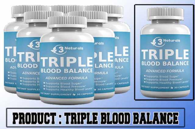 Triple Blood Balance Review