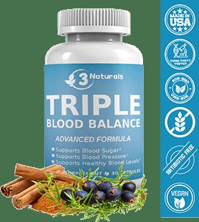 Triple Blood Balance ingredients
