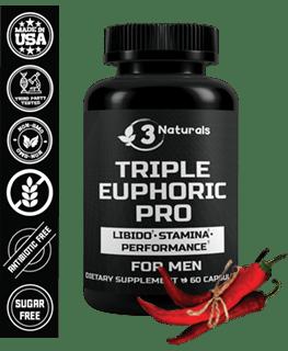 Triple Euphoric Pro ingredients