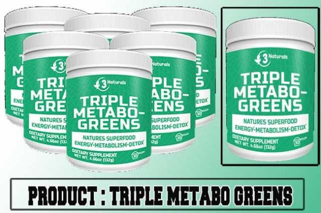 Triple Metabo Greens Review