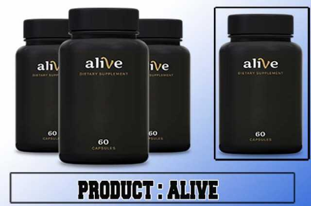 Alive Supplement Review