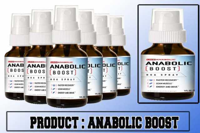 Anabolic Boost Review