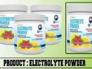 Electrolyte Powder Review