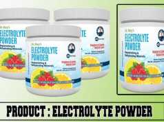Electrolyte Powder Review