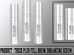 Thick Plus Full Brow Enhancing Serum Review