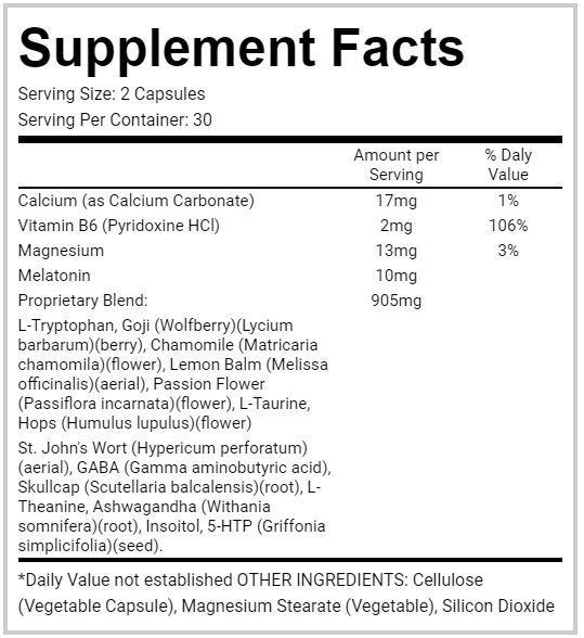 Z-Tox Supplement
