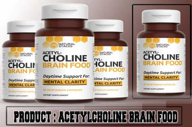 Acetylcholine Brain Food Review