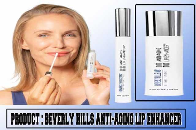 Beverly Hills Anti-Aging Lip Enhancer Review