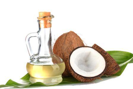 Coconut Vitamin D3 Ingredients