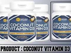 Coconut Vitamin D3 Review