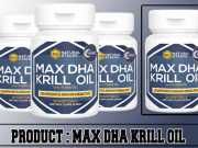 Max DHA Krill Oil Review