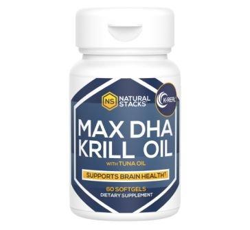 Max DHA Krill Oil