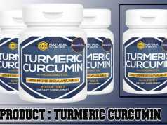 Natural stacks Turmeric Curcumin Review