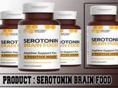 Serotonin Brain Food Review