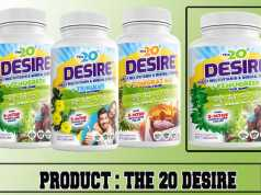 The 20 Desire Review