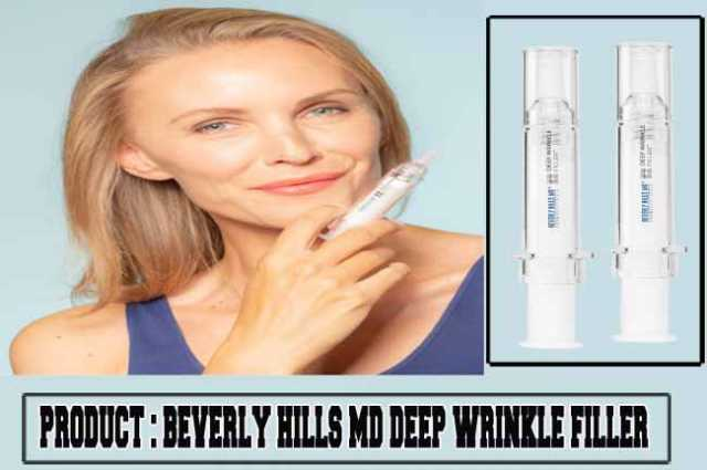 Beverly Hills MD Deep Wrinkle Filler Review