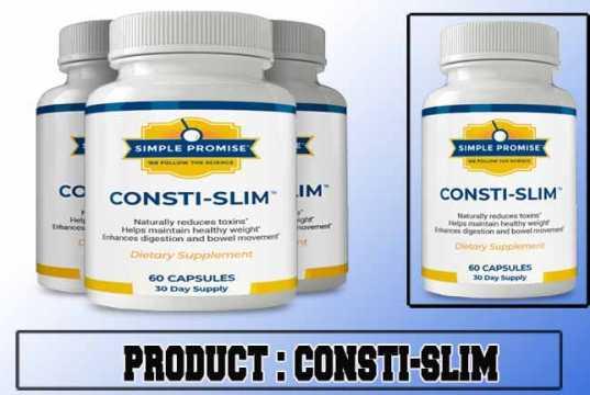 Consti-Slim Review