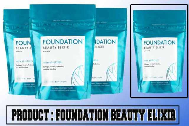 Foundation Beauty Elixir Review
