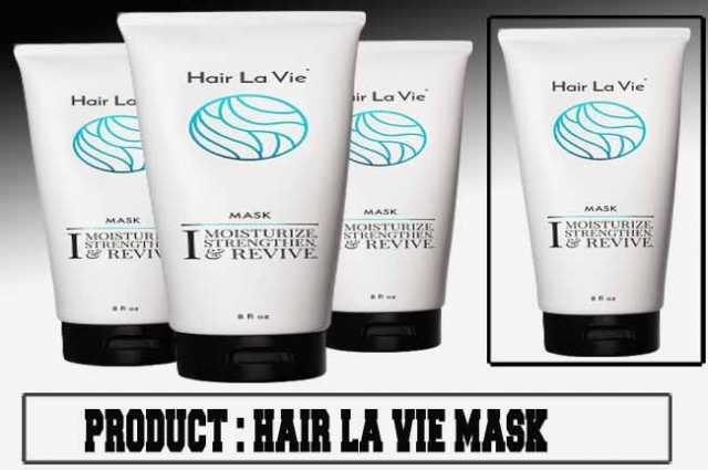 Hair La Vie Mask Review