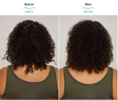 How Does Hair La Vie Dry Shampoo Work