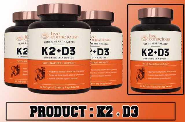 K2+D3 Review