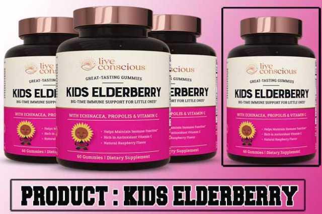 Kids Elderberry Review