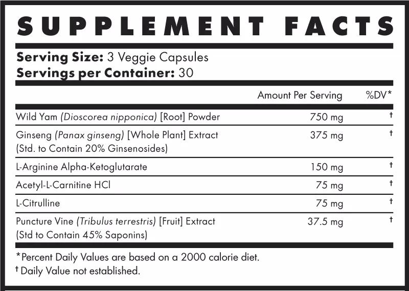 Dekabulk ingredients