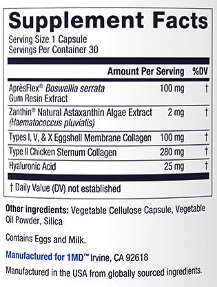 Movemd ingredients