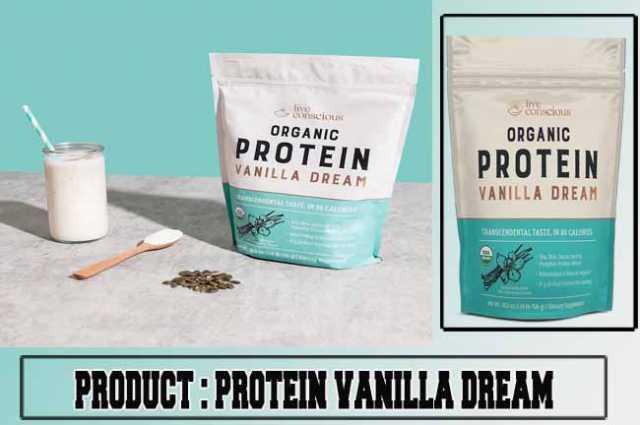 Organic Vanilla Dream Review