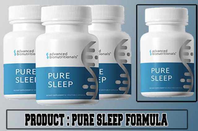 Pure Sleep Formula Review
