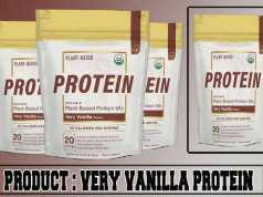Very Vanilla Protein Review